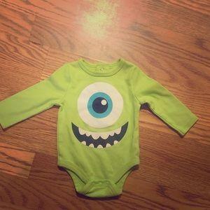 Monsters Inc. longsleeved T-shirt